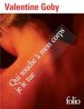 Couverture du livre Qui touche à mon corps je le tue