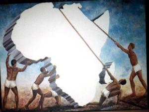 Ô mon Afrique, Ô mon Sénégal...