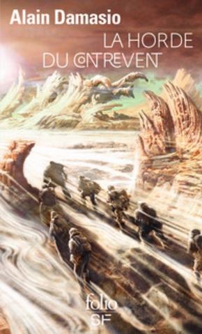 Couverture de La Horde du Contrevent