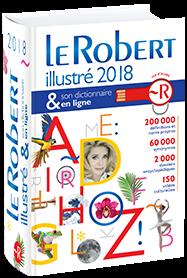 Petit Robert 2018
