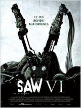 affiche Saw 6