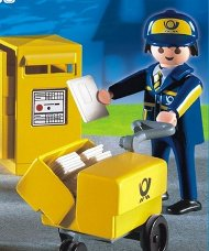 playmobil facteur
