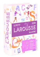 couverture petit larousse 2019