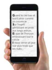 Rendez vos textes parfaitement lisibles sur mobiles