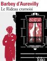 Couverture du livre Le rideau cramoisi