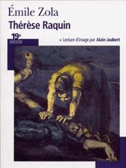 Couverture de Thérèse Raquin