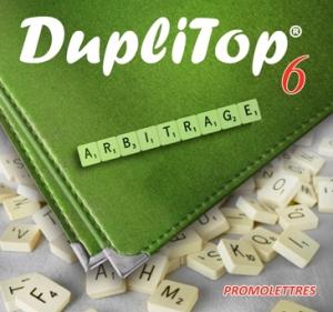 Duplitop : logiciel de Scrabble