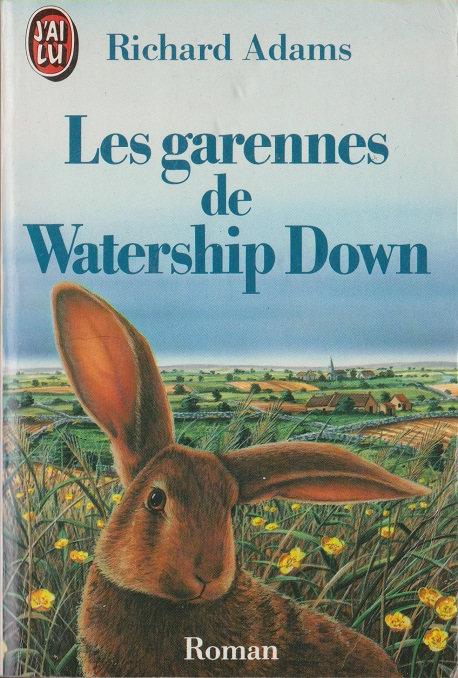 Couverture de Les Garennes de Watership Down
