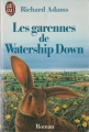 Couverture de Les Garennes de Watership Down